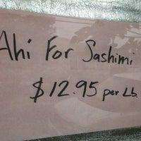 Photo taken at Azama K Fish Wholesale by Harry C. on 12/5/2012