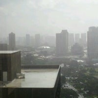 Photo taken at American Savings Bank Tower by Harry C. on 1/4/2013