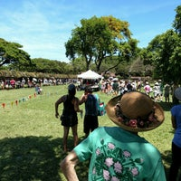 Photo taken at Lei Day by Harry C. on 5/1/2017