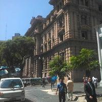 Photo taken at TJSP - Palácio da Justiça by Thiago B. on 2/20/2013