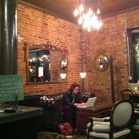 Photo taken at Lenox Coffee by Hannah E. on 12/12/2012