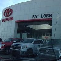 ... Photo Taken At Pat Lobb Toyota Of McKinney By Kaizen F. On 5/16 ...