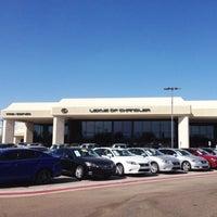 Photo taken at Lexus of Chandler by Kaizen F. on 7/6/2014