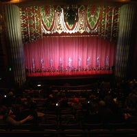 Photo taken at Paramount Theatre by Stephanie C. on 3/9/2013