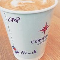 Das Foto wurde bei Compass Coffee von 🇺🇸 Ahmed 🇸🇦 am 5/7/2018 aufgenommen