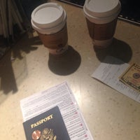 Photo taken at Starbucks by Marisol d. on 9/21/2015