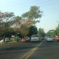 Photo taken at Av. López Mateos by Marisol d. on 4/7/2016