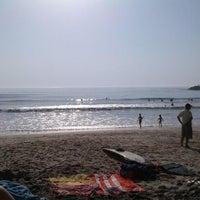Photo taken at Praia De Maceda by Bruno L. on 7/10/2013