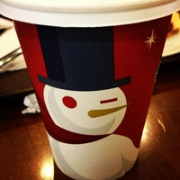Photo taken at Starbucks by Nilay T. on 12/26/2012