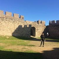 Photo taken at Castelo de Arraiolos by Filippo V. on 12/31/2016