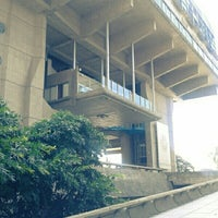 Photo taken at Biblioteca Nacional Mariano Moreno by Maria P. on 3/9/2013
