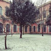 Photo prise au İstanbul Teknik Üniversitesi par Emirhan K. le3/26/2013