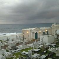 Photo taken at Cementerio Villa Palmera by Doreen on 1/30/2013