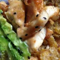 Photo taken at Yao Asian Cuisine by Elizabeth L. on 1/27/2013