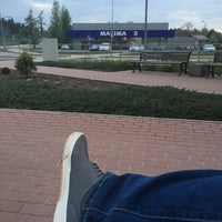 Photo taken at Centra Soliņi by Andis M. on 5/14/2017