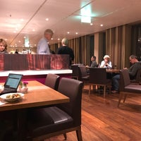Photo taken at Executive Lounge   Marriott Hotel Berlin by Ryan S. on 12/17/2016