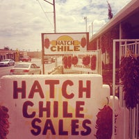 Photo taken at Hatch, NM by Jose P. on 7/16/2013