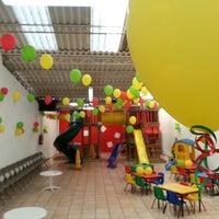 Photo taken at Salón de fiestas Happy Sea by Omar H. on 2/10/2014