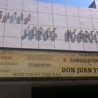Foto tomada en Teatro Jorge Negrete por Carlos B. el 2/8/2013