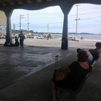 Photo taken at Terminal Rodoviário de São Pedro by Chrystian P. on 1/26/2013