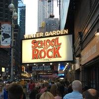 Photo prise au Winter Garden Theatre par Ian C. le8/4/2017