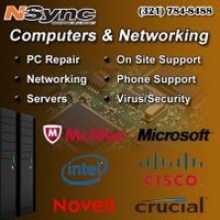 Photo taken at Nsync Computer Services by Nsync Computer Services on 2/21/2014
