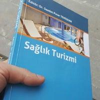 Photo taken at Faculty of Tourism by Barış K. on 5/30/2016