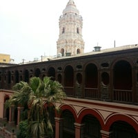 Photo taken at Convento Santo Domingo by Omar C. on 12/16/2012