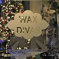 Photo taken at Wax Divas by Wax Divas on 12/12/2012