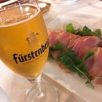 Photo taken at Mr.Enzo Italian Restaurant by Pla S. on 5/14/2016