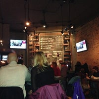 Photo taken at SingleSpeed Brewing Company by Alex S. on 1/5/2013