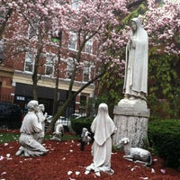 ... Photo Taken At St. Francis Of Assisi Garden By Sarah Rose G. On 4 ...