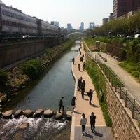 Photo taken at Dongdaemun Market by William S. on 4/27/2013