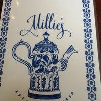 Photo taken at Millies Restaurant by 💕Gigi S. on 1/19/2013