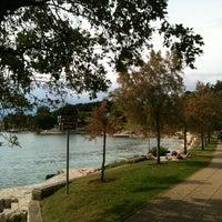 Photo taken at Zelena Laguna by Niwes K. on 5/30/2013