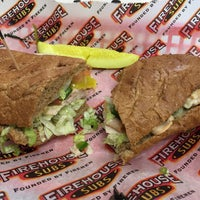 Photo taken at Firehouse Subs by Tom P. on 10/25/2017