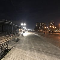 Photo taken at Brighton Beach by Andrei V. on 11/3/2017