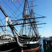 Foto tirada no(a) USS Constitution por Garrett H. em 11/10/2012