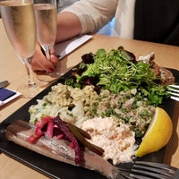 Photo taken at Oysters & Smørrebrød by Nathalie M. on 6/24/2017