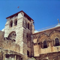 Photo taken at Church of the Holy Sepulchre by Olivier d. on 5/22/2013