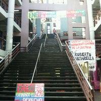 Photo taken at Facultad De Derecho - UNC by Paula S. on 5/11/2013