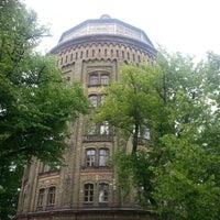 6/15/2013 tarihinde Alexander R.ziyaretçi tarafından Wasserturm'de çekilen fotoğraf