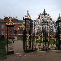 Photo taken at Kensington Palace by Mihhail R. on 12/13/2012