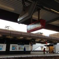 Photo taken at Platform 5 by Mihhail R. on 2/2/2013