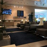 Photo taken at Finnair Premium Lounge by Mihhail R. on 5/31/2018