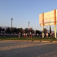 Photo taken at Old Banning High Stadium by Cody M. on 9/10/2014