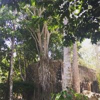 Photo taken at Yaxkin Spa at the Hacienda Chichen Resort by Amira on 3/30/2017