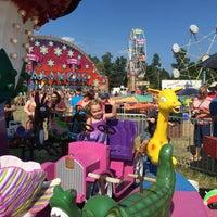 Photo taken at Goshen Fairgrounds by Robert C. on 9/7/2015
