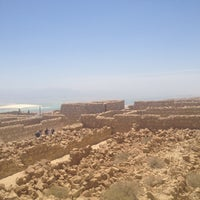 Photo taken at Masada by Dimitry S. on 5/20/2013