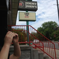 Photo taken at Jimmy John's by Todd M. on 5/27/2013